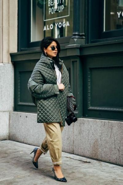 Самый уютный тренд верхней одежды 2020 года