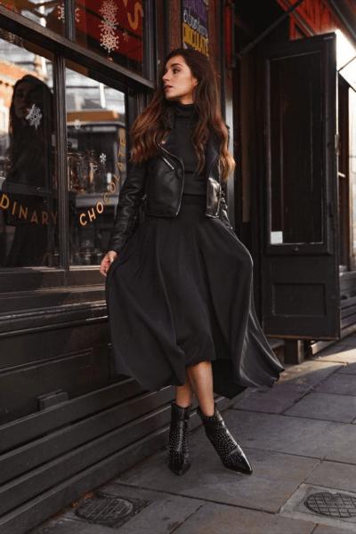 Водолазка осень 2020 – как из обычной вещи сделать модный тренд