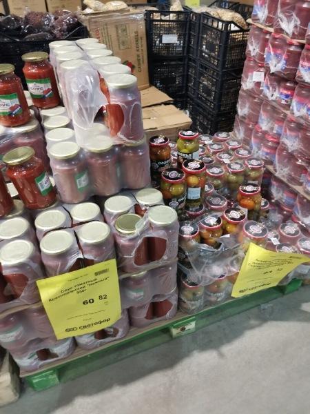 """Из """"Светофора"""": отличные и плохие продукты в магазине"""