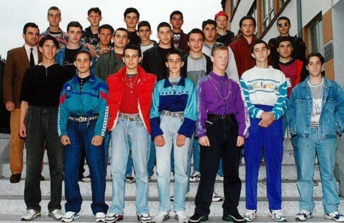 Как одевались люди СССР в 1990-х, и какие вещи из того времени сегодня снова в моде