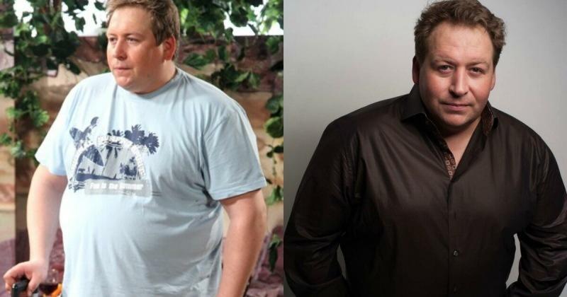 Как похудел актер Станислав Дужников — минус на 40 кг за 1 год