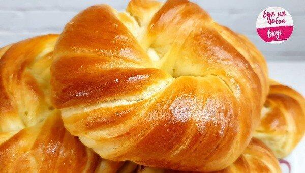 Воздушные турецкие булочки