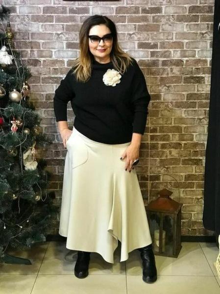 Как выглядеть современно женщине в возрасте 60+