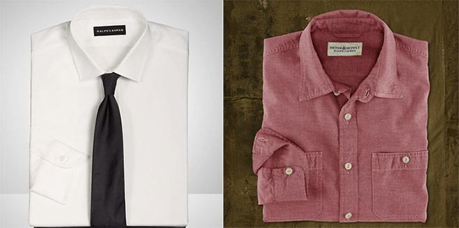 Чем рубашка отличается от сорочки?