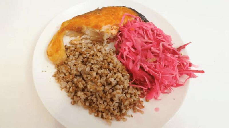 Вкусное меню для сброса веса + 3 интересных рецепта