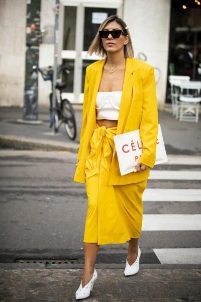 Женская одежда весна-лето 2021: все самое модное и красивое