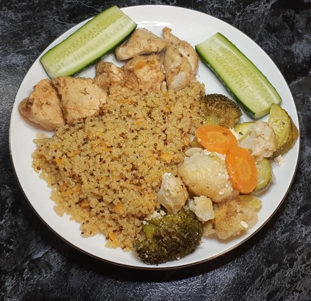 Рецепты блюд, которые помогли мне похудеть на 40 кг