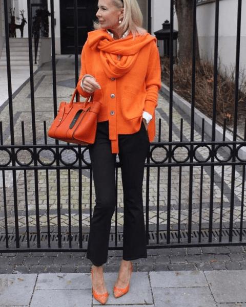 Весна 2021 – стильные образы для дам элегантного возраста (50+)