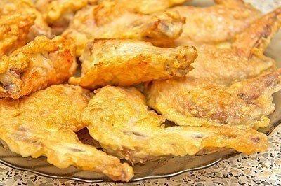 Вкусные куриные крылышки. Делюсь рецептом