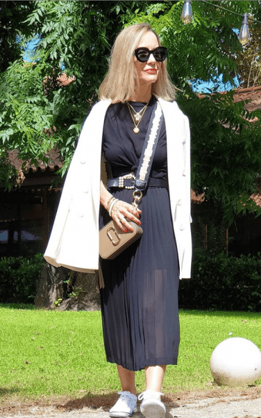 Сейчас очень модно быть женщиной в возрасте 50+