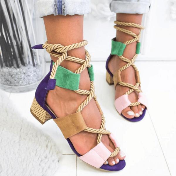 Модные босоножки этого лета. 13 стильных идей для красоты и комфорта