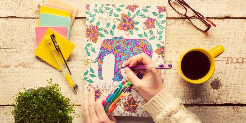 7 причин купить себе раскраску для взрослых