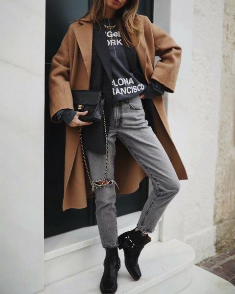 6 шагов для создания модного осеннего образа