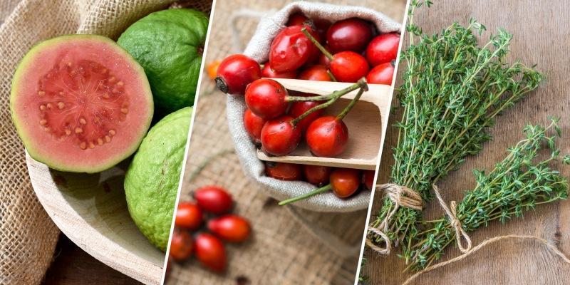 7 продуктов, в которых витамина С больше, чем в апельсинах