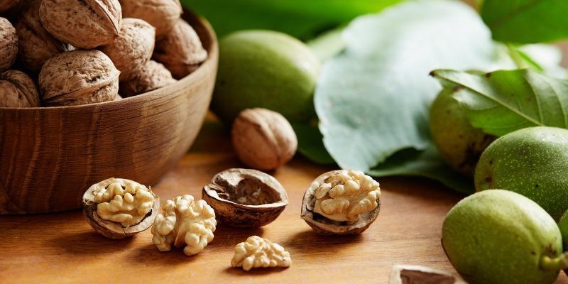 Грецкие орехи стоит есть каждый день. И вот почему