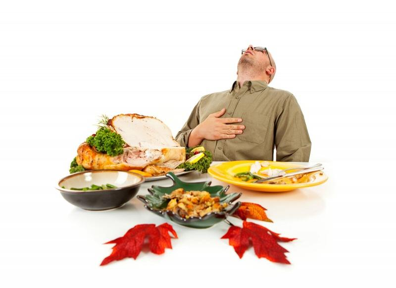 Как не переедать: разбор самых распространенных ошибок