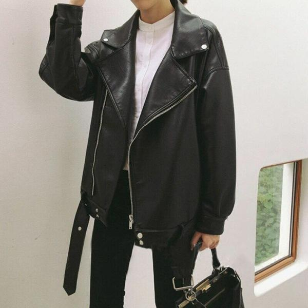 Кожаная куртка – косуха. Как носить?