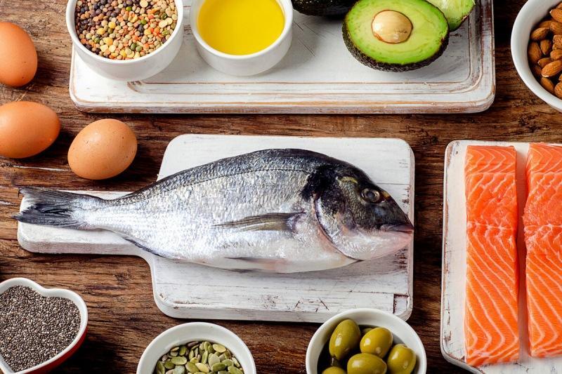 Омега-3 жирные кислоты помогают продлить нашу жизнь