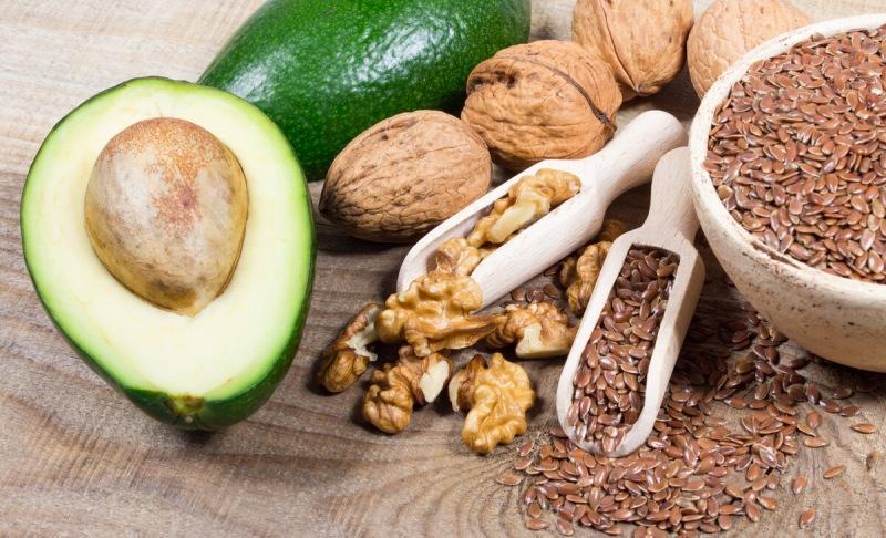 Растительные источники Омега-3 для вегетарианцев