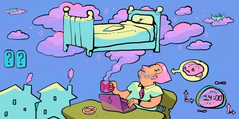 Что будет с вашим телом, если вы не спите день или больше