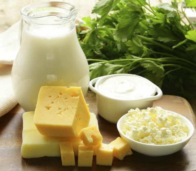 Доступные продукты с высоким содержанием белка