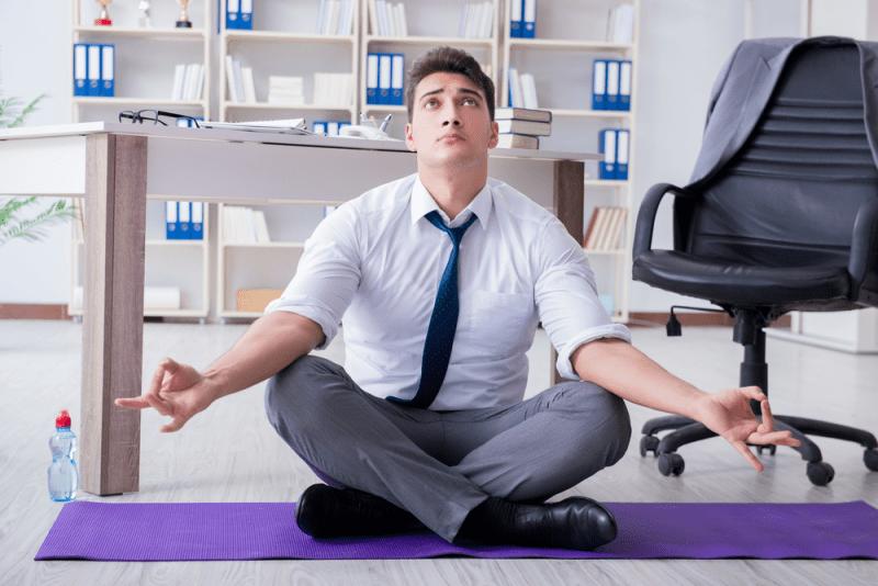 Несколько способов снизить уровень стресса